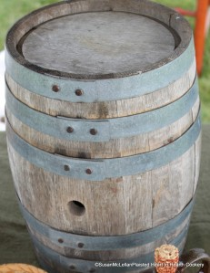 Cask to hold Water