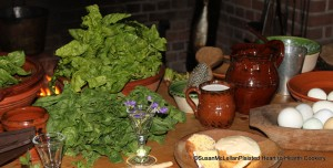 Foods of Spring