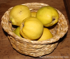 Quince are very rough and astringent, even raw; they cool and strengthen the Stomach, remove Nauseousness, and stop Fluxes of the Belly; raw Quinces cause the Colick, Wind, and bad Digestion; therefore 'tis proper to boil them, and sweeten them with Sugar.er